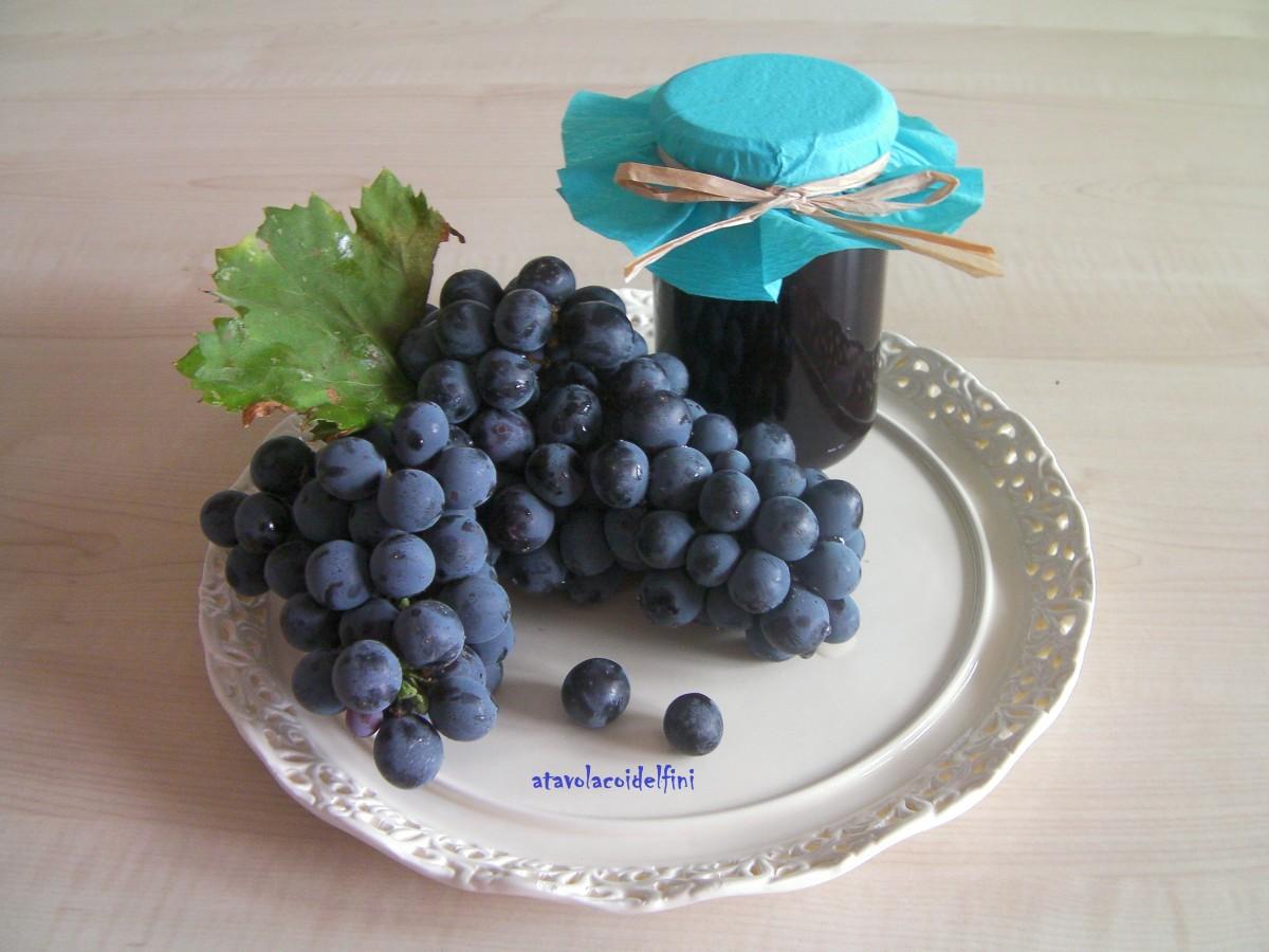 Confettura di uve Primitivo