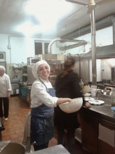 Chef Antonella Ricci (1 Stella Michelin)