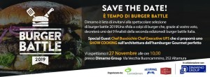 Burger Battle - Dimarno - Altamura (Ba)