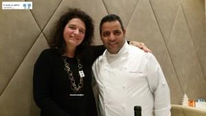 Chef Riccardo Sculli del Gambero Rosso - Gioiosa Ionica