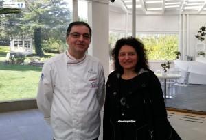 Chef Rocco Giubileo
