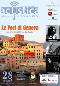 Le Voci di Genova - Manduria (Ta)