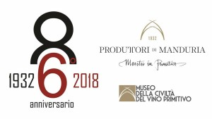 Produttori Vini Manduria - Anniversario