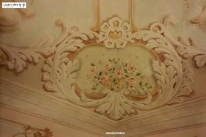 Dipinti a tempera - Palazzo Sansone Ostuni (Br)