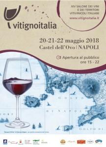 Vitigno Italia 2018 - Napoli