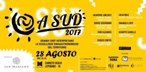 """A SUD"" 2017 - Canneto Beach - Leporano (Ta)"