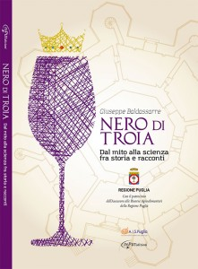 """Presentazione del libro """"Nero di Troia"""" di Giuseppe Baldassarre - Vinitaly (Vr)"""
