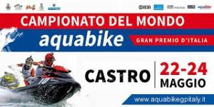 Campionato del Mondo Aquabike - Castro (Le)