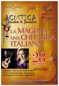 Acustica musica in purezza - Manduria (Ta)