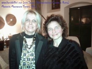 Ambasciatrice della Cultura Croata Fasano (Br) - 12.03.2015