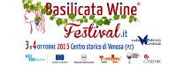 Basilicata Wine Festival 2015 - Venosa (Pz)