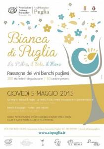 Bianca di Puglia 2016 - Bari