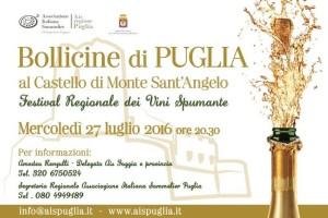 Bollicine di Puglia - Monte Sant'Angelo (Fg)