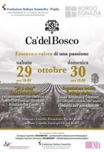 Ca' del Bosco - Borgo Egnazia - Fasano (Br)