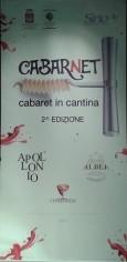 Cabaret in Cantina - Cantine Apollonio Monteroni di Lecce (Le)