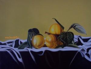 Cachi - olio su tela (40x50)