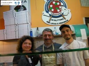 Pizzaiolo AVPN Francesco Cassiano - Antonio