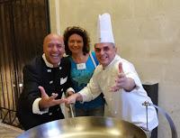 Chef Luigi Diotaiuti  Amb. della Cucina Lucana