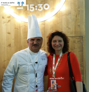 Cibus 2016 - Chef Peppe Zullo