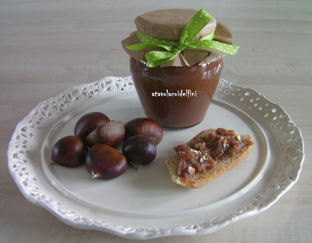 Confettura di castagne al San Marzano