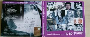 Dedica di Antonio Silvestri (Cantautore e Musicista)