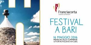 Festival Franciacorta - Menelao alle Cummerse - Turi (Ba)