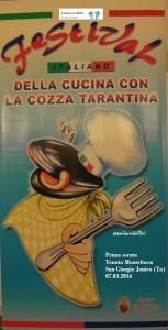 Festival Italiano della Cucina con la Cozza Tarantina (Ta)