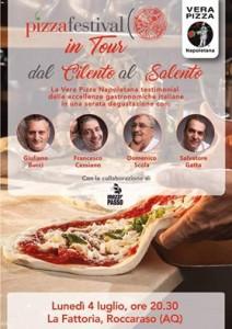 """Pizza Festival in Tour - """"La Fattoria"""" Roccaraso (Aq)"""