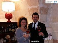 A cena con il produttore: Attanasio presso Masseria del Sale - Manduria (Ta)
