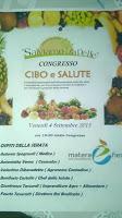 """Congresso Cibo e Salute - Associazione """"Salviamo la pelle"""" MateraèFiera - Matera"""
