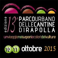 Parco Urbano delle Cantine di Rapolla 2015 Viaggio nei sapori e colori del Vulture - Rapolla (Pz)