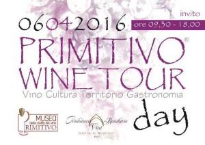 Primitivo Wine Tour - Manduria (Ta)