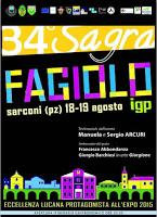 XXXIV Sagra del Fagiolo - Sarconi (Pz)