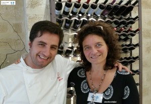 Chef Felice Sgarra (1 Stella Michelin)