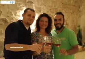 Giuseppe Cerasino (Chef e Owner) e Mimmo Baccaro (Owner)
