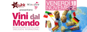 """Vini dal Mondo"" Winedow - Tabit (Ba)"