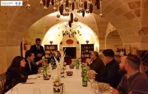 Cena con i produttori Cantine Soloperto e Grifo presso Masseria del Sale - Manduria (Ta)