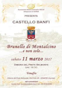 Castello Banfi Ais Molise - Venafro