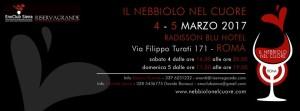 """""""Nebbiolo nel Cuore"""" Roma"""