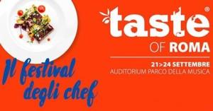 Taste of Roma 2017 - Festival degli Chef