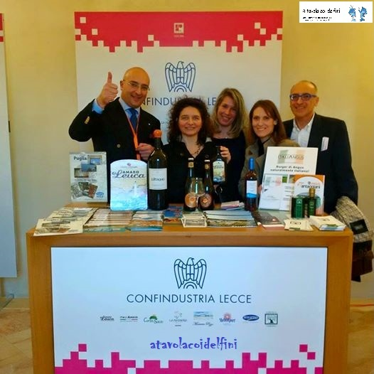 BTM a  Lecce Tecnologia Turismo e Marketing