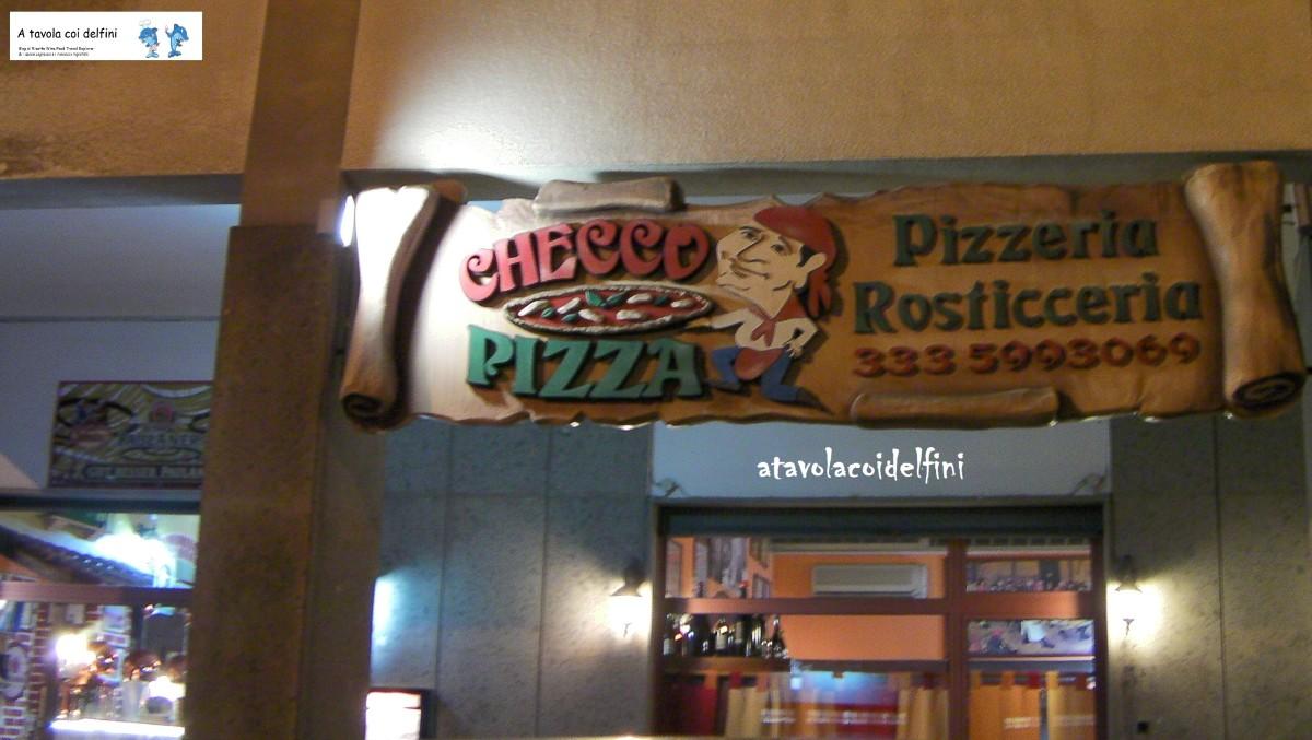 """Pizzeria """"Checco Pizza"""" (Lecce) – Estrosi"""