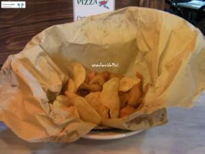 """""""Cuoppo"""" patate, arancino, mozzarella in carrozza, baccalà, crocchè, polpette di melanzane"""