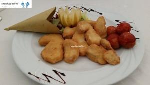 Porcini impanati e fritti
