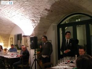 Filippo Cassano (Owner Vini Polvanera)
