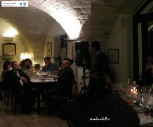 Filippo Cassano (Owner Vini Polvanera) - Enzo Carrasso Ais