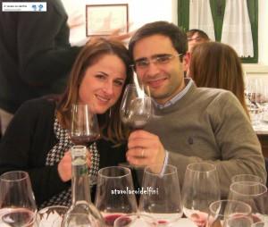 Paola Recchia e Lorenzo Masiello