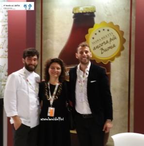 """Chef Marco Failla e Leandro Di Martino """"Bottega di Sicilia"""""""