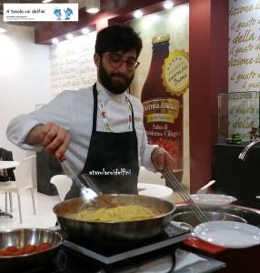 Chef Marco Failla