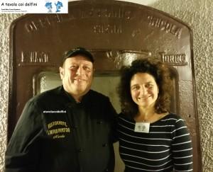 Chef e Owner Nicola Altavilla